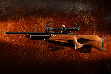 Daystate air rifle 1