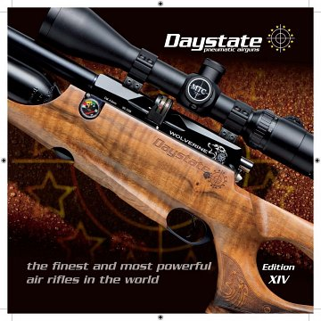 Daystate front cover