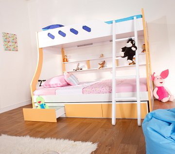 Constructed room set 3